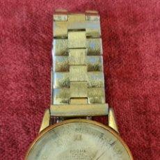 Relojes de pulsera: RELOJ DE PULSERA. DOGMA PRIMA. ANTIMAGNETIC. SUIZA. 15 RUBIS. CIRCA 1950.. Lote 277716718