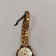 Relojes de pulsera: JOY-1706. RELOJ DE PULSERA PLAQUE DE ORO. PRINCIPIOS S.XX.. Lote 277723728