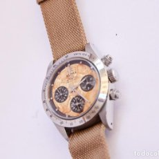 Relojes de pulsera: RELOJ CRONOGRAFO ALPHA - DAYTONA. Lote 277738238