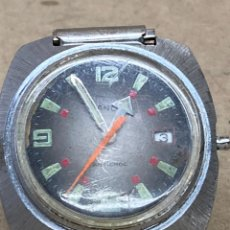 Relojes de pulsera: RELOJ LANOR CARGA MANUAL PARA PIEZAS. Lote 277755043