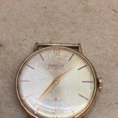 Relojes de pulsera: RELOJ EXACTUS CARGA MANUAL PARA PIEZAS. Lote 277762658