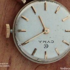 Relojes de pulsera: 3 MAQUINARIAS DE RELOJ SUIZAS DE MUJER A CUERDA PARA PIEZAS CYMA, CAUNY, RADIANT. Lote 278162328