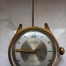 Orologi da polso: ANKER 18 RUBIS. Lote 278531693