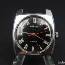 Relojes de pulsera: ANTIGUO RELOJ DE PULSERA WOSTOK. Lote 278535318