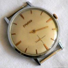 Relojes de pulsera: RELOJ DE CUERDA DUWARD FUNCIONANDO, LE FALTA UNA AGUJA. Lote 278590348
