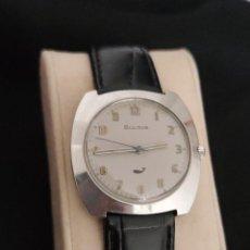 """Relojes de pulsera: BULOVA SEA KING """"GT"""" CUERDA MANUAL, 1.971, UNA PRECIOSIDAD.. Lote 278621488"""