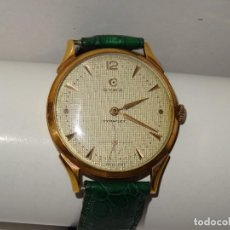 Relojes de pulsera: ANTIGUO RELOJ DE PULSERA CARGA MANUAL ORO 18 KL.- CYMA - ESTADO DE MARCHA , BUEN ESTADO 5X4,3 CM.. Lote 278876453