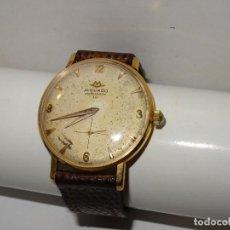 Relojes de pulsera: ANTIGUO RELOJ DE PULSERA MOVADO AUTOMATIC 331 - ( AUTOMATICO ) CAJA DE ORO 18 KLT. FUNCIONANDO. Lote 278881748