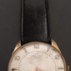 Relojes de pulsera: PRECIOSOS RELOJ INVICTA DE CAJA GRANDE Y CARGA MANUAL, FUNCIONA.. Lote 278932623