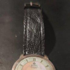 Relojes de pulsera: SANDOZ DE CARGA MANUAL VINTAGE DE TAMAÑO GRANDE, ESFERA NACAR Y NUMERACIONES INCRUSTADAS EN EL. UNA. Lote 278942888