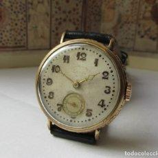 Relojes de pulsera: RELOJ EDOX 1940 VINTAGE. Lote 279522438