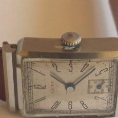 Relojes de pulsera: RELOJ VINTAGE MARCA GETE 15 RUBÍES 1930. Lote 280901533