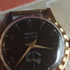 Relojes de pulsera: RELOJ MARCA BAUDIX ATICHOC ANCRÉ 15 RUBIS ( PARA REVISAR). Lote 284320083