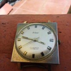 Orologi da polso: ANKER 17 JEWELS INCABLOC. Lote 284498938