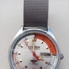 Relógios de pulso: RELOJ CITIZEN AUTOMÁTICO AÑOS 75-80 PERFECTO.. Lote 278531383