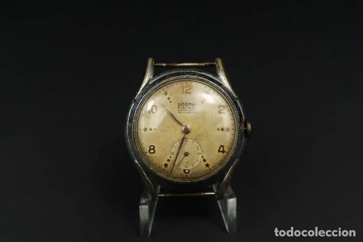 ANTIGUO RELOJ DE PULSERA DOGMA (Relojes - Pulsera Carga Manual)