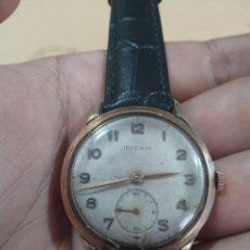 Relógios de pulso: ANTIGUO RELOJ. MARCA TITAN CARGA MANUAL FUNCIONANDO. Lote 285103373