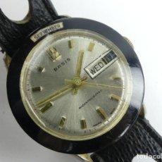 Orologi da polso: VINTAGE RELOJ PULSERA A CUERDA BASIS CALENDARIO. Lote 285466233