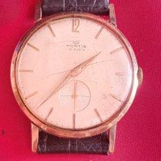 Relógios de pulso: RELOJ FORTIS 19 RUBIS FUNCIONA UNOS SEGUNDOS Y PARA.MIDE 33 MM DIAMETRO. Lote 286806718