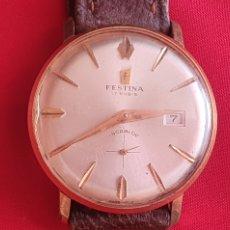Relógios de pulso: RELOJ FESTINA 17 RUBIS SIN CORONA .MIDE 33.8 MM DIAMETRO. Lote 286807508