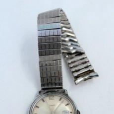 Relojes de pulsera: TIMEX WATERPROOF- RELOJ DE PULSERA MADE GREAT BRITAIN.. Lote 287340938