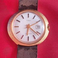 Montres-bracelets: RELOJ TIMEX WATERPROOF NO FUNCIONA.MIDE 37.3 MM DIAMETRO. Lote 287687478
