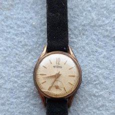Relojes de pulsera: RELOJ MARCA TECHNOS CLÁSICO DE DAMA. SWISS MADE. Lote 287936013