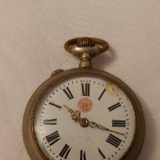 Relojes de pulsera: MAGNÍFICO RELOJ DE BOLSILLO CRONOMETRO 1A VERDAD. Lote 287952878
