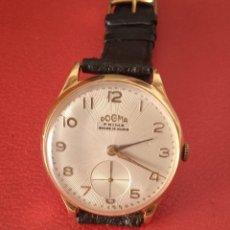 Relojes de pulsera: RELOJ DOGMA PRIMA ANCRE 15 RUBIS CARGA MANUAL.. Lote 288219633