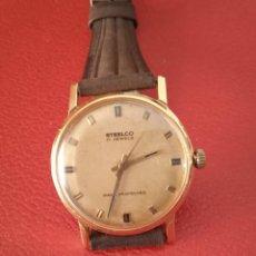 Relojes de pulsera: RELOJ STELCO 17 RUBIS CARGA MANUAL.. Lote 288220918