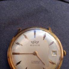 Orologi da polso: ROYCE VINTAGE CHAPADO EN ORO. Lote 288230743