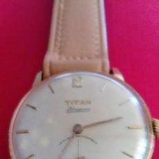 Relojes de pulsera: RELOJ TITÁN BLUMUS. Lote 288379953
