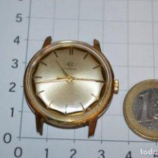Relojes de pulsera: VINTAGE RELOJ DE PULSERA - REC INCABLOC - CARGA MANUAL ¡MIRA FOTOS/DETALLES!. Lote 288477308