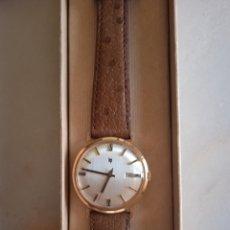 Relojes de pulsera: RELOJ DE PULSERA DE ORO. Lote 289499258