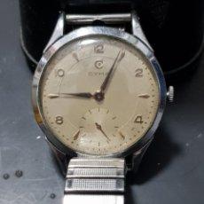 Relojes de pulsera: ANTIGUO RELOJ CYMA CIMAFLEX A CUERDA FUNCIONANDO GRAN ESTADO. Lote 289509263