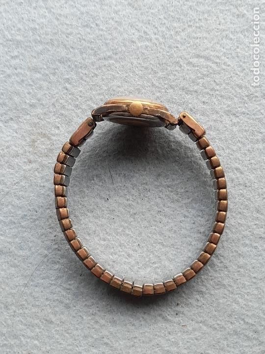 Relojes de pulsera: Reloj marca Cauny. Clásico de dama. Swiss made - Foto 3 - 289669858