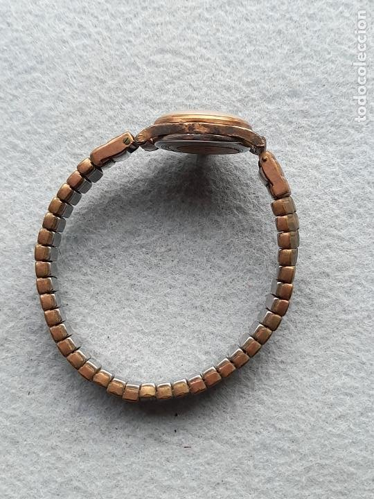 Relojes de pulsera: Reloj marca Cauny. Clásico de dama. Swiss made - Foto 4 - 289669858