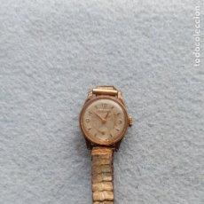 Relojes de pulsera: RELOJ MARCA CAUNY. CLÁSICO DE DAMA. SWISS MADE. Lote 289669858