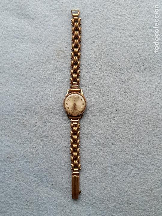 Relojes de pulsera: Reloj marca Sawar. Clásico de dama. Swiss made - Foto 2 - 289670238