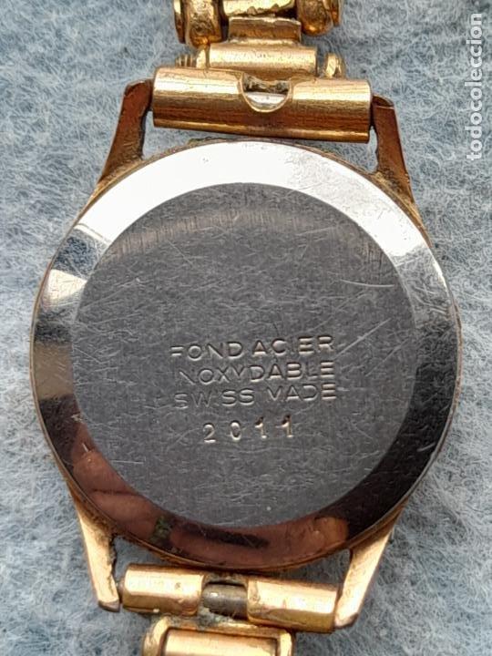 Relojes de pulsera: Reloj marca Sawar. Clásico de dama. Swiss made - Foto 4 - 289670238