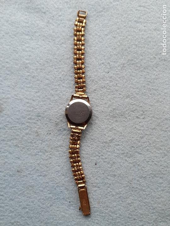 Relojes de pulsera: Reloj marca Sawar. Clásico de dama. Swiss made - Foto 5 - 289670238