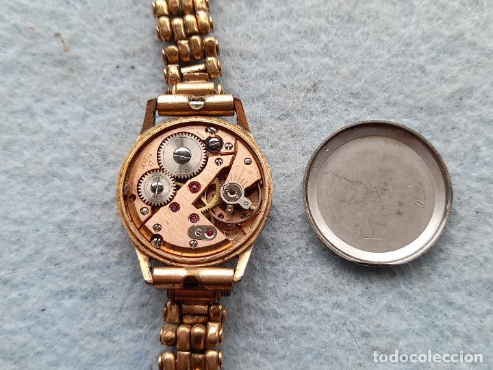 Relojes de pulsera: Reloj marca Sawar. Clásico de dama. Swiss made - Foto 8 - 289670238