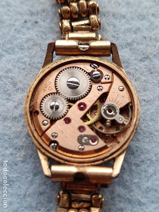 Relojes de pulsera: Reloj marca Sawar. Clásico de dama. Swiss made - Foto 9 - 289670238