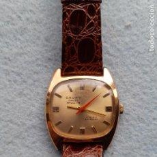 Relojes de pulsera: RELOJ MARCA CAUNY APOLLON. CLÁSICO DE CABALLERO. SWISS MADE. Lote 289671438