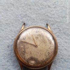 Relojes de pulsera: RELOJ MARCA SOLVIL. CLÁSICO DE CABALLERO. SWISS MADE. Lote 289672013
