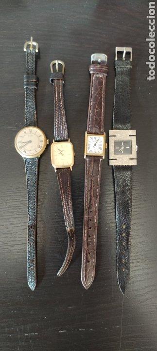 Relojes de pulsera: Lote reloj de mujer - Foto 2 - 289689073