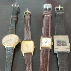 Relojes de pulsera: LOTE RELOJ DE MUJER. Lote 289689073