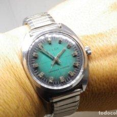Relojes de pulsera: PRECIOSISIMO RELOJ SUIZO MECANICO PEREX AÑOS 60 EXCELENTE ESTADO FUNCIONA PERFECTO. Lote 291201623