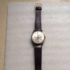 Relojes de pulsera: RELOJ VALORUS CHRONOGRAPHE SUISSE/STAINLESS STEEEL BACK. SWISS MADE SERIE 1381. Lote 291475563