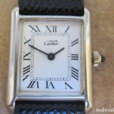 Relojes de pulsera: ANTIGUO RELOJ DE CUERDA DE LA PRESTIGIOSA MARCA CARTIER. Lote 292111303